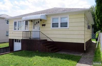 45 INMAN Place, North Arlington, NJ 07031 - MLS#: 1835854