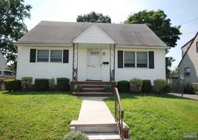 65 SYCAMORE Drive, Belleville, NJ 07109 - MLS#: 1836010