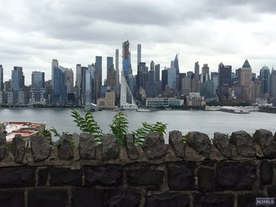 1055 BOULEVARD EAST UNIT E-4, Weehawken, NJ 07086 - MLS#: 1836349