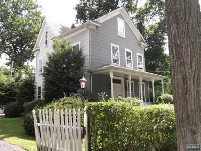 409 VAN BUREN Street, Ridgewood, NJ 07450 - MLS#: 1836991