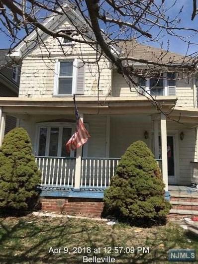 42 DIVISION Avenue, Belleville, NJ 07109 - MLS#: 1837786