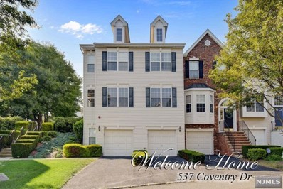537 COVENTRY Drive, Nutley, NJ 07110 - MLS#: 1837943