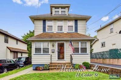 11 CEDAR Street, Nutley, NJ 07110 - MLS#: 1837988