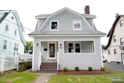 24 CATALPA Avenue, Hackensack, NJ 07601 - MLS#: 1838909