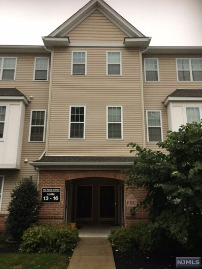 410 HOWE Avenue UNIT 13, Passaic, NJ 07055 - MLS#: 1839061