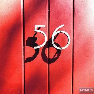 56 WOODLAWN Avenue, Clifton, NJ 07013 - MLS#: 1839452