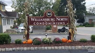 565 GROVE Street UNIT E15, Clifton, NJ 07013 - MLS#: 1840401