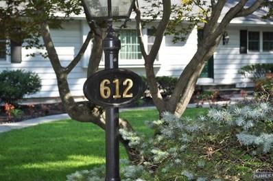 612 LAWLINS Road, Wyckoff, NJ 07481 - MLS#: 1840531