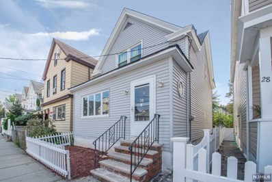 26 CUTLER Street, Clifton, NJ 07011 - MLS#: 1841268