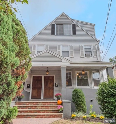 91 BAY Street UNIT C01.1\/1A, Montclair, NJ 07042 - MLS#: 1841411