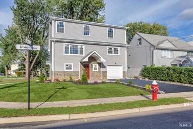 177 UNION Avenue, Wood Ridge, NJ 07075 - MLS#: 1842240