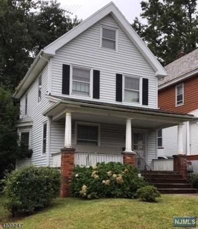 36 CONDIT Terrace, West Orange, NJ 07052 - MLS#: 1842635