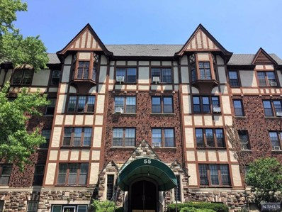 55 RANDOLPH Place UNIT 102, Orange, NJ 07050 - MLS#: 1842889