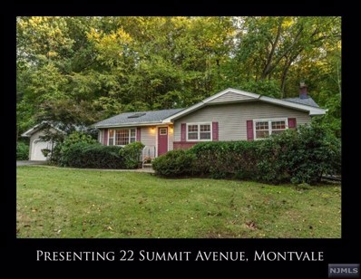 22 SUMMIT Avenue, Montvale, NJ 07645 - MLS#: 1843573