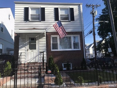 141 IVY Street, Newark, NJ 07106 - MLS#: 1843843