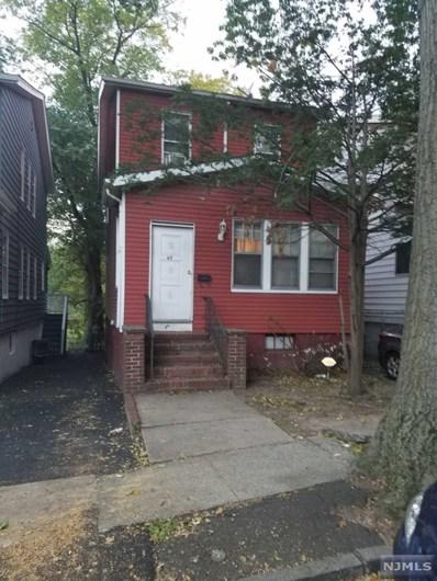 45 RUTGERS Street, Irvington, NJ 07111 - MLS#: 1844264