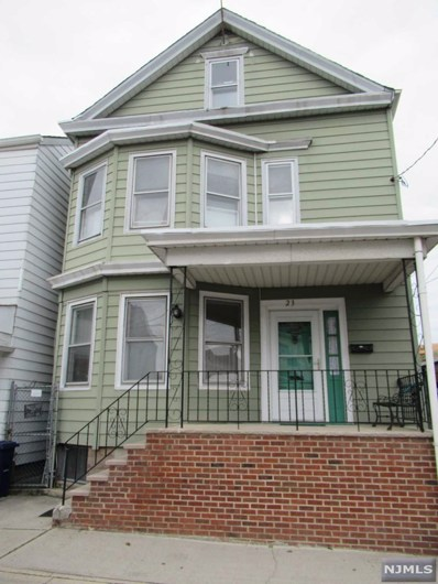 23 HEMLOCK Street, Paterson, NJ 07503 - MLS#: 1844478