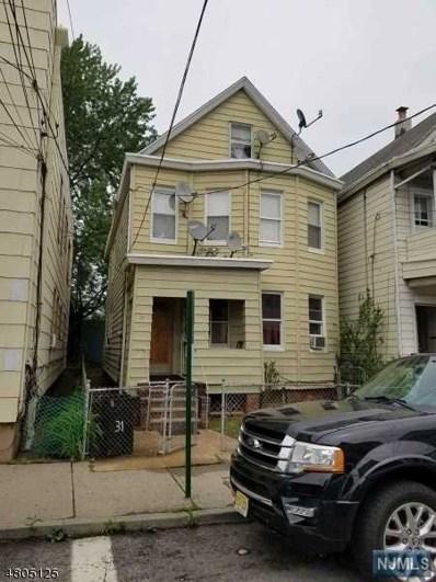 31 ARTHUR Street, Clifton, NJ 07011 - MLS#: 1844597