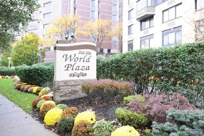 326 PROSPECT Avenue UNIT 8J, Hackensack, NJ 07601 - MLS#: 1845900