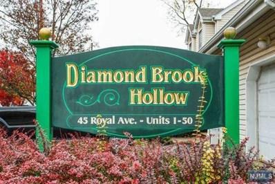 101 ROYAL Avenue UNIT 37, Hawthorne, NJ 07506 - MLS#: 1846044