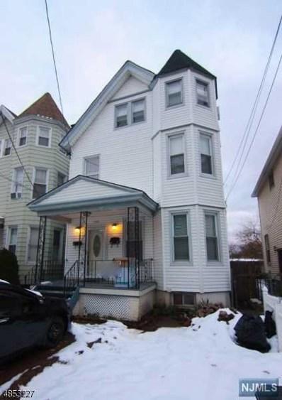 394 CORTLANDT Street, Belleville, NJ 07109 - MLS#: 1847506
