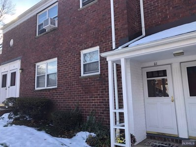 461 HEATH Place UNIT 22, Hackensack, NJ 07601 - MLS#: 1847712