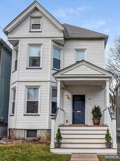 70 BERKELEY Avenue, Bloomfield, NJ 07003 - MLS#: 1900548