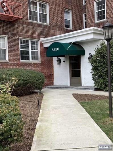 8350 BOULEVARD EAST UNIT 1B, North Bergen, NJ 07047 - MLS#: 1901510