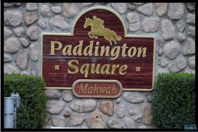 1359 PADDINGTON Road, Mahwah, NJ 07430 - MLS#: 1909618