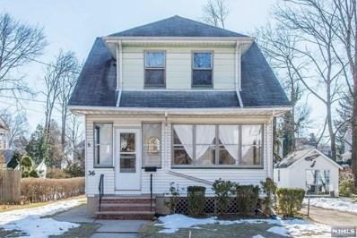 36 ELIZABETH Street, Caldwell, NJ 07006 - MLS#: 1910411