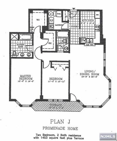 504 PENN Court, Edgewater, NJ 07020 - MLS#: 1913287