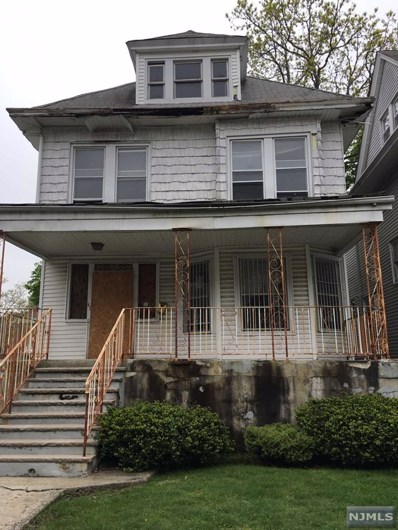 40 WASHINGTON Terrace, East Orange, NJ 07017 - MLS#: 1922734
