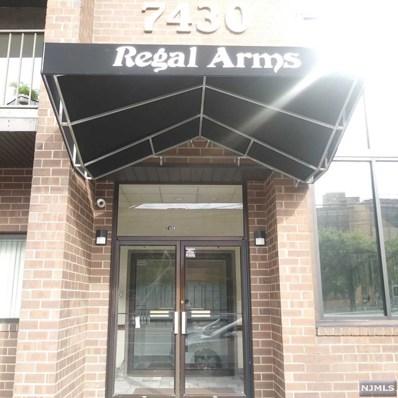7430 KENNEDY Boulevard UNIT 109, North Bergen, NJ 07047 - MLS#: 1931512