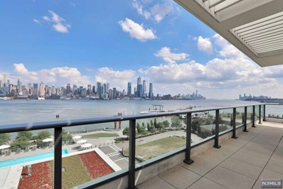 1200 AVE AT PORT IMPERIAL UNIT 606, Weehawken, NJ 07086 - MLS#: 1933650