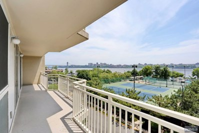 1055 RIVER Road UNIT 506, Edgewater, NJ 07020 - MLS#: 1934590