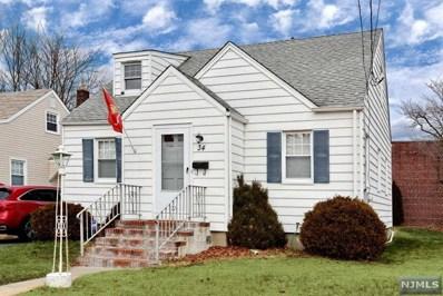34 E 1ST Street, Clifton, NJ 07011 - MLS#: 1947414