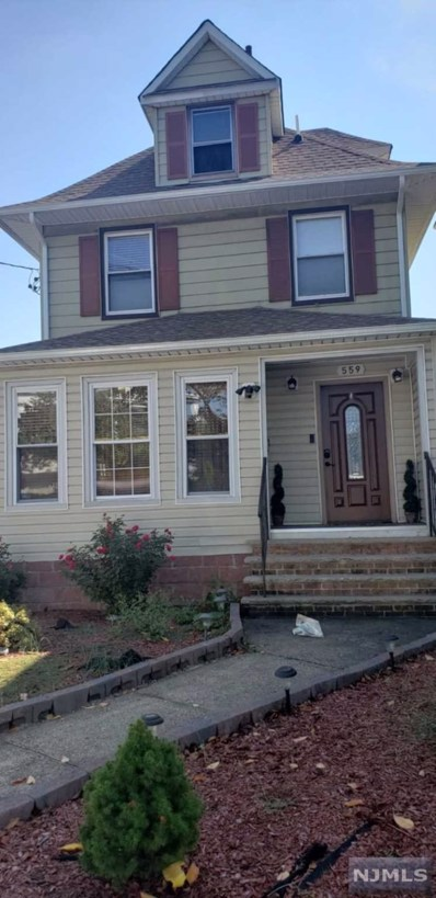 559 CLIFTON Avenue, Clifton, NJ 07011 - MLS#: 1947915