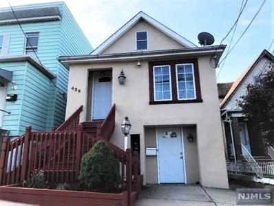 436 CLIFF Street, Fairview, NJ 07022 - MLS#: 1950992