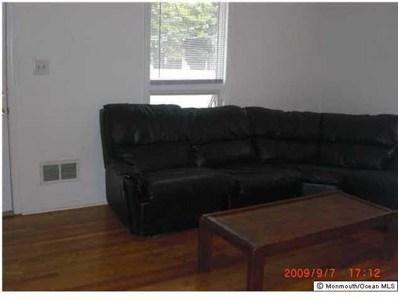 39 Cedar Avenue UNIT A, Long Branch, NJ 07740 - MLS#: 21645851