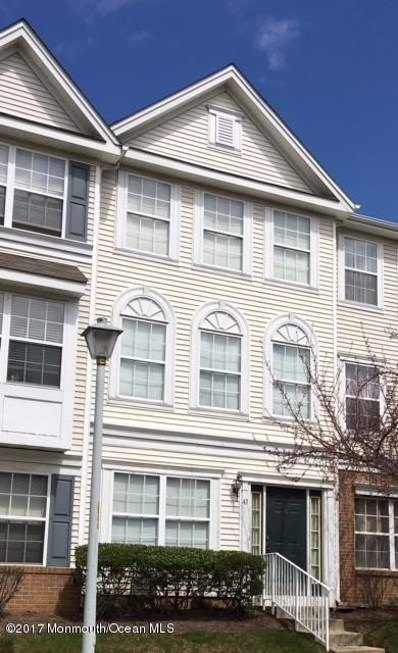 43 Giera Court UNIT 87, Parlin, NJ 08859 - MLS#: 21714339