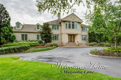 5 Magnolia Lane, Colts Neck, NJ 07722 - MLS#: 21718110