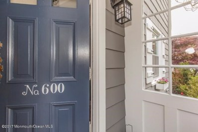 600 Woodland Road, Allenhurst, NJ 07711 - MLS#: 21718597