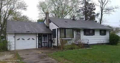 718 Ruth Drive, Neptune Township, NJ 07753 - MLS#: 21719240