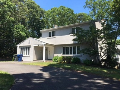 405 Berger Avenue, Oakhurst, NJ 07755 - MLS#: 21726413