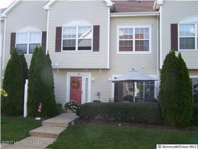 63 Winged Foot Court UNIT 1000, Howell, NJ 07731 - MLS#: 21726707