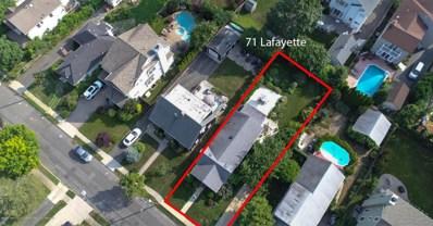 71 Lafayette Street, Rumson, NJ 07760 - MLS#: 21727420