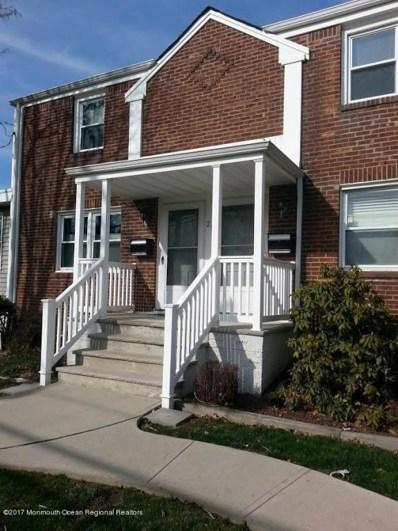 21 Cedar Avenue UNIT 2, Long Branch, NJ 07740 - MLS#: 21733054