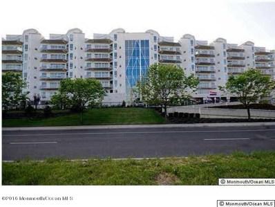 432 Ocean Boulevard N UNIT 411, Long Branch, NJ 07740 - MLS#: 21733297