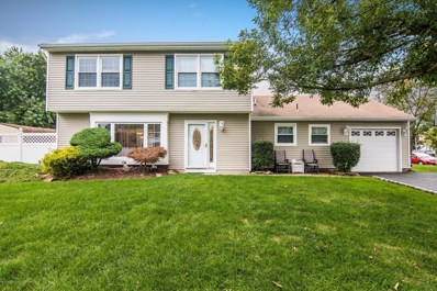 3 Annie Drive, Howell, NJ 07731 - MLS#: 21734940