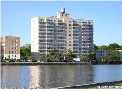 510 Deal Lake Drive UNIT 5J, Asbury Park, NJ 07712 - MLS#: 21735763